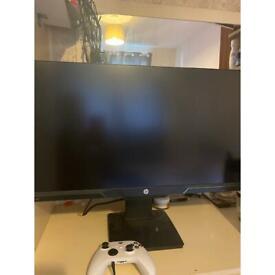 Hp x27i2k inch monitor