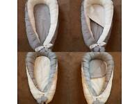 Baby snuggle nest/pod