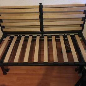 Ikea folding bed frame