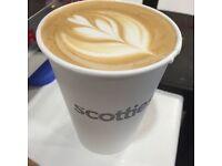Barista/cafe assistant (Part time)