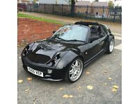 SMART ROADSTER BRABUS COUPE/CONVERTIBLE XCLUSIVE