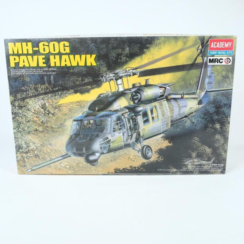 Academy MRC MH-60G Pave Hawk Helicopter Blackhawk 1/35 Scale Model Kit 2201
