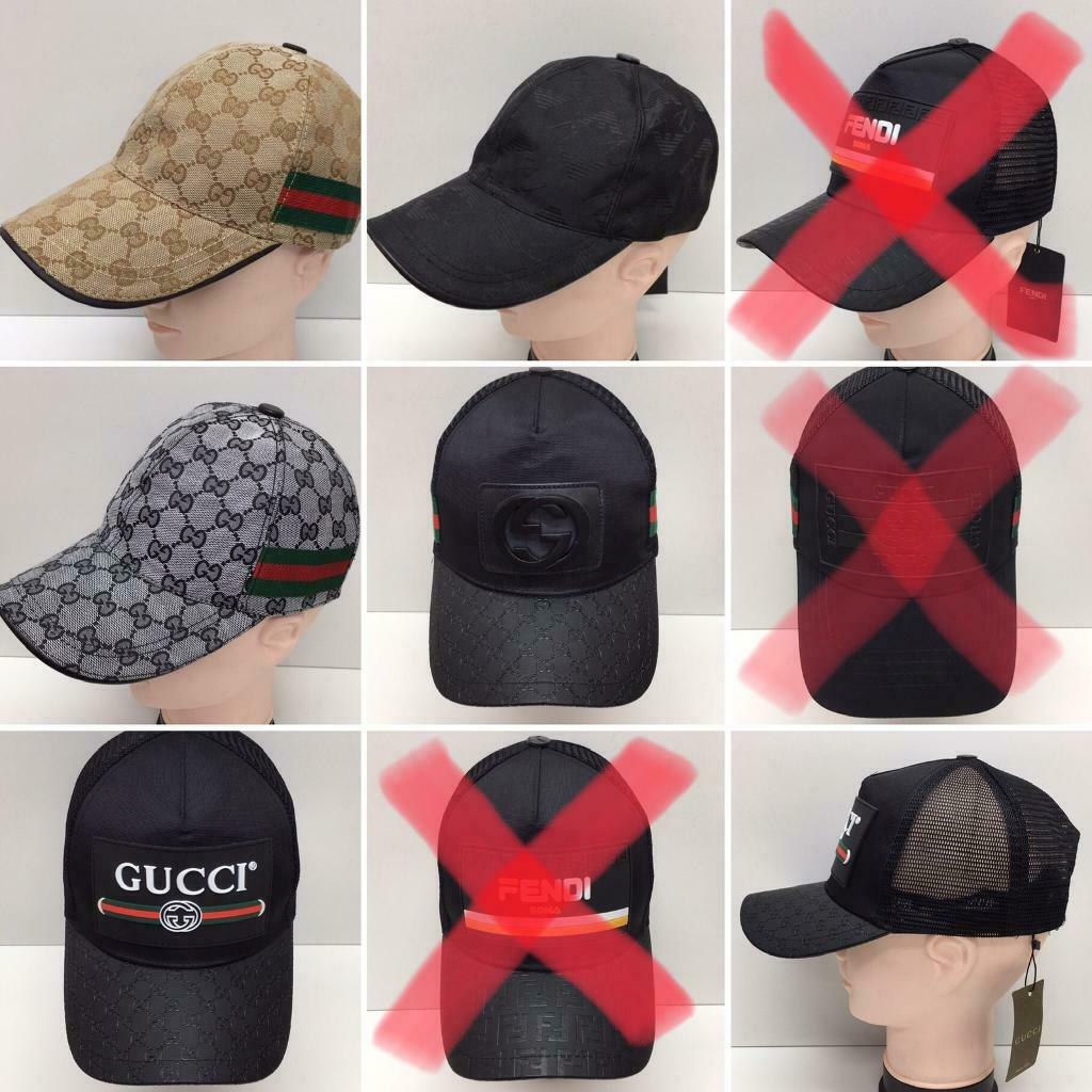 2 for £50 Gucci Hats Armani Caps Fendi Versace Prada Tshirts designer t-shirts  clothing london cheap 6e7dad79694c