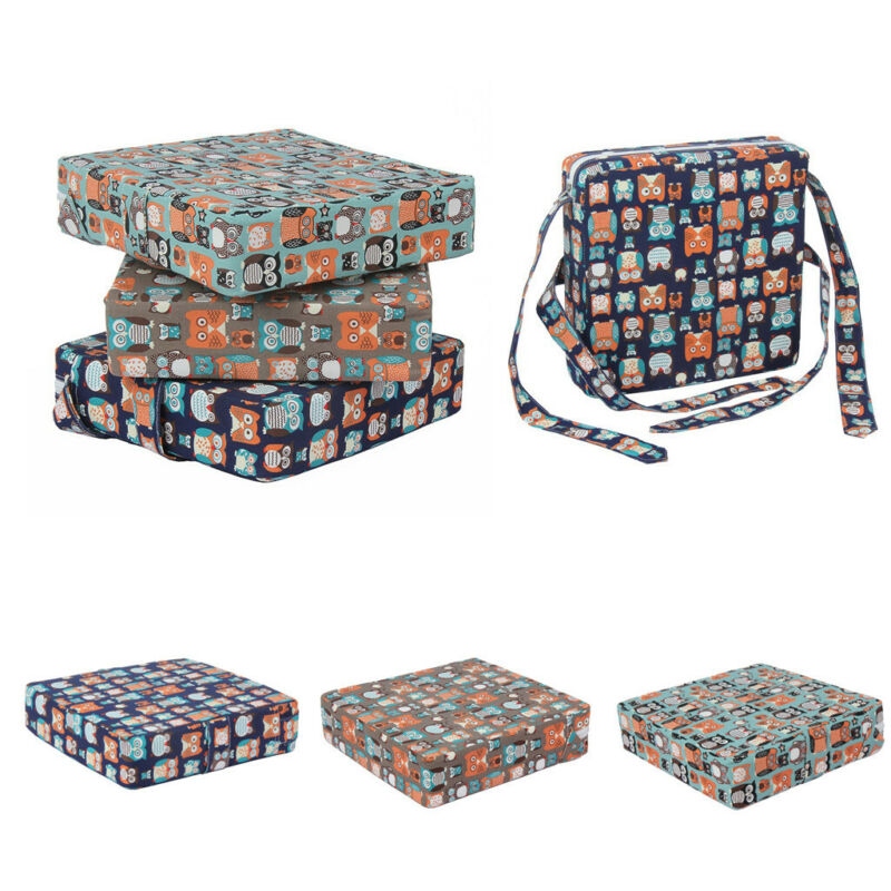 Toddler Kid Soft Booster Seat For Dining Portable Thick Chai