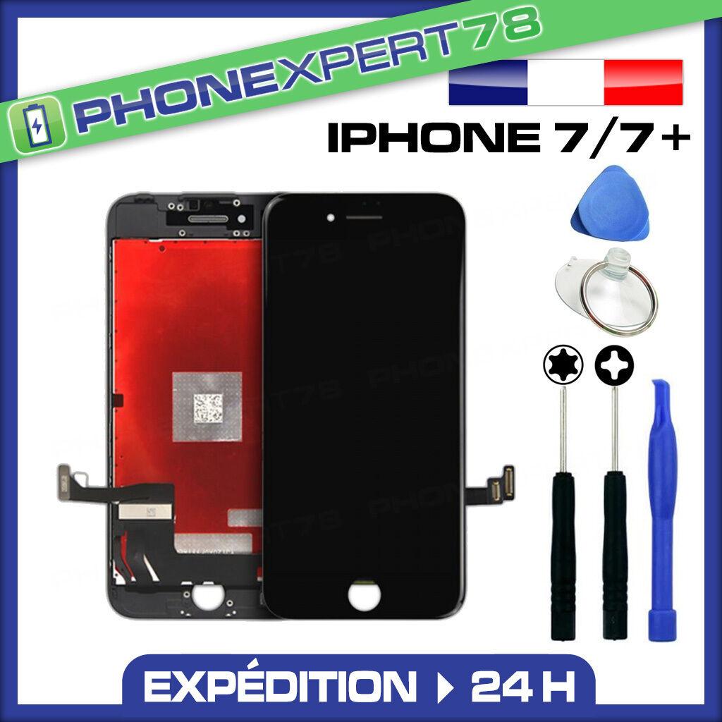 Ecran lcd avec vitre tactile sur chassis pour iphone 7 ou for Photo ecran avec iphone 7