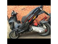 GILERA RUNNER 172 NEW SHAPE SWAP