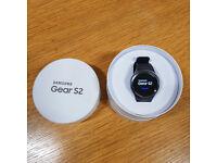 Samsung Gear S2 Smartwatch - NEW, Dark Grey