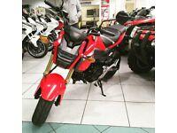 Honda msx, grom