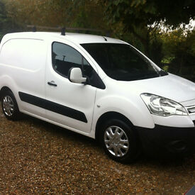 CITROEN BERLINGO VAN LOW AVERAGE MILES VERY CLEAN