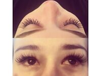 Semi permenant volume and mink eyelash extensions and luxury facials.
