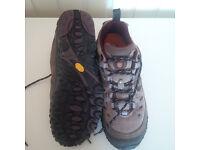 Womens Merrell walking shoe trainers