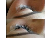 Semi-permanent lashes