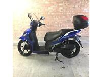 Suzuki sixteen (honda ps, sh 125)
