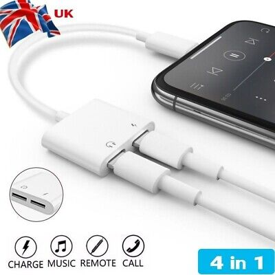 2 in1 Adapter Lightning to HDMI Digital TV AV Cable Applie For iphone 11 X 7 8