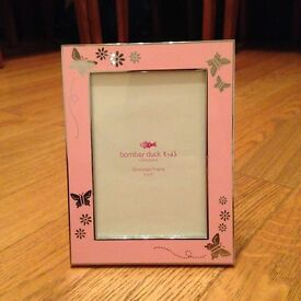Bombay Duck Pink photo frame