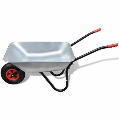 Gardening Tool Wheelbarrow Single Wheel 80 L G8Y2