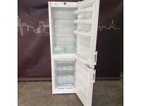 Liebherr NoFrost Freestanding Fridge Freezer In White