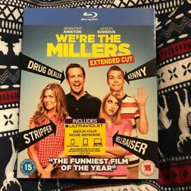 We're The Millers Blu Ray