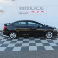 2012 Honda Civic EX 1.8L 4CYL FWD SUNROOF 2012 One of the 10 Bes