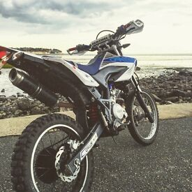 YAMAHA WR 125 great condition £2000