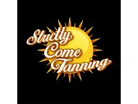 Part time position for tanning salon