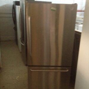 Electromax: réfrigérateurs stainless reconditionnés