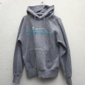 Trapstar grey hoodie size small