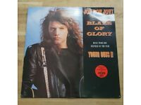 Jon Bon Jovi – Blaze Of Glory - UK - 1990 - JBJ 112 - NM/EX
