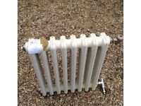Traditional Radiators Horizontal Cast Iron Style Central Heating MR-003