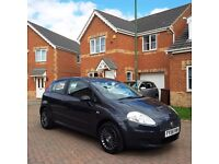 FIAT GRANDE PUNTO 1.2 ACTIVE, LOW MILEAGE, MOT MARCH 2017, SERVICE HISTORY, HPI CLEAR