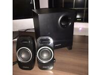Creative 2:1 PC speakers ONO