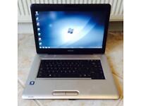 Toshiba Laptop PC (Free Delivery)