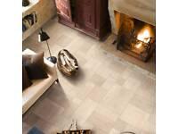 8m2 Quickstep Ceramic Light Laminate Flooring