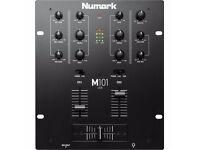 Numark M101 2-Channel DJ Mixer