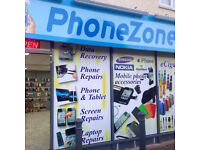 Phone Zone --- Phone and tablet repair iPhone screen repairs and a whole lot more!