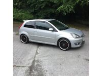 Ford Fiesta ST '57 plate in Silver Devon Vehicle Salvage damaged salvage spares or repair project