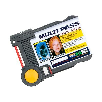 Loot Crate Multi Pass - 5th Element - Leeloo - Milla Jovovich - cosplay badge - 5th Element Leeloo