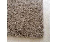 Tahiti beige rug. Size 100x160cm