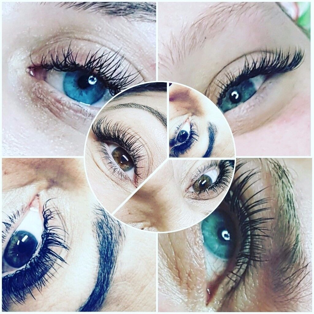 Natural Classic lashes extension