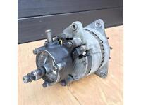 Ford Transit MK4 - MK5 Smiley Face 2.5 Diesel Banana Engine Alternator with Vacuum Pump 89-97