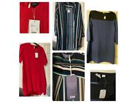 Brand new bundle of 6 ladies clothes with tags size 16-18