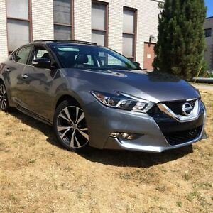 2016 Nissan Maxima SL.LEATHER! NAV! PANORAMIC