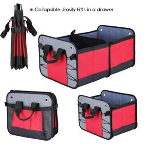 Multi-functional Foldable Car Trunk Organizer - Ship accross Canada