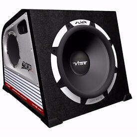 "Vibe 12"" Subwoofer with built-in amp"