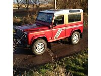 Land Rover Defender 90 County Station Wagon TD5