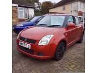 swap Suzuki Swift 1.3GL 2007 FSH Etc for Honda CRV Automatic of similar values