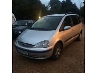 Ford Galaxy 1.9 automatic diesel