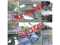 CAR PARTS JOB LOT FOR SALE / VOLVO V40 + SEAT LEON swap for car / van