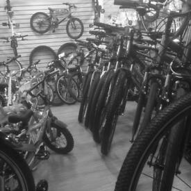 Cycle repairs Scarborough
