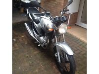 Yamaha YBR 125 57 plate for sale